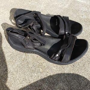 Merrell Leather Performance Footwear size 10